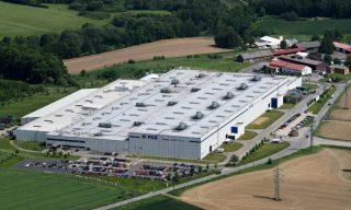 Futaba production plant